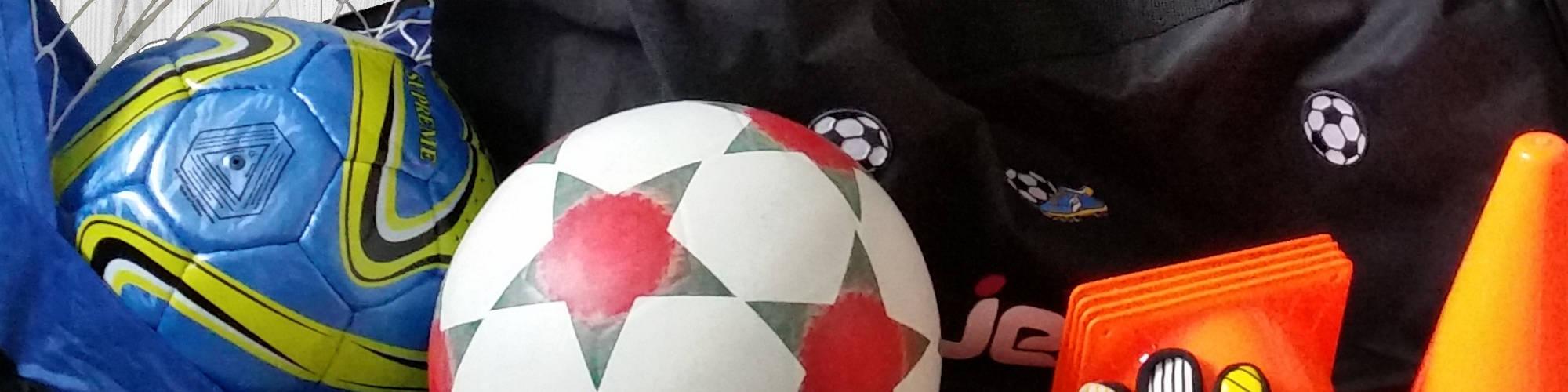 Afbeelding van de themakist voetbal
