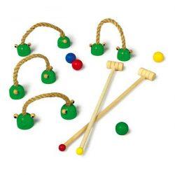 Afbeelding van het spel Croquet